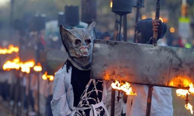 חגיגות המרדי גרא בניו אורלינס