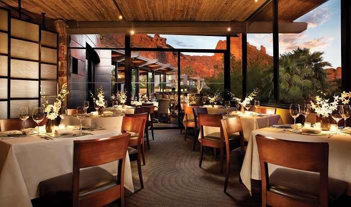 מסעדות עם נוף