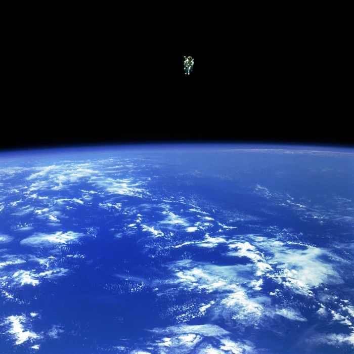 הצצה נדירה לעולמם של האסטרונאוטים