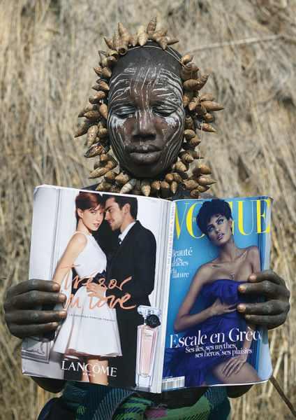 תמונות מדהימות של המגוון האנושי