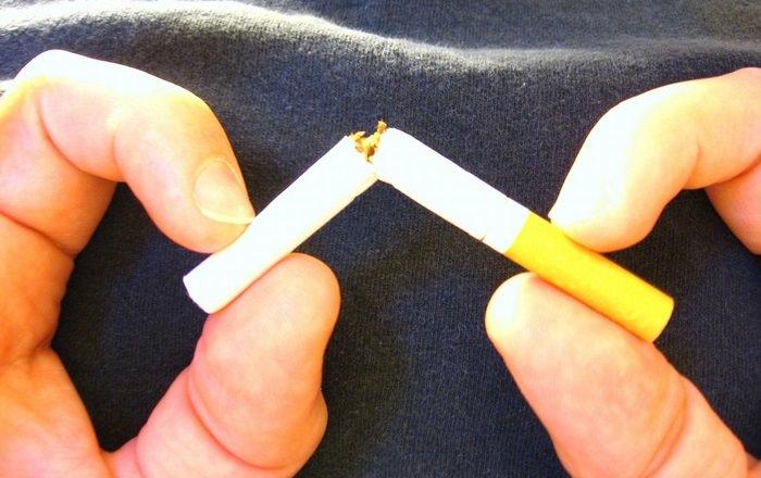 גמילה מעישון