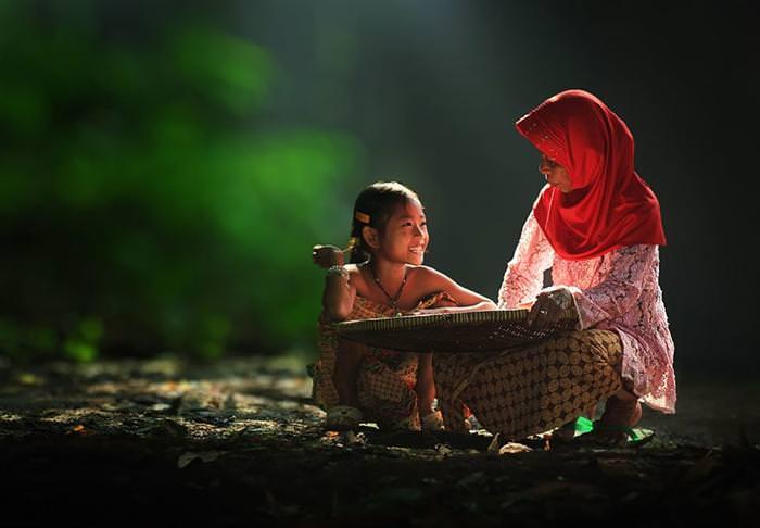 כפר אינדונזי