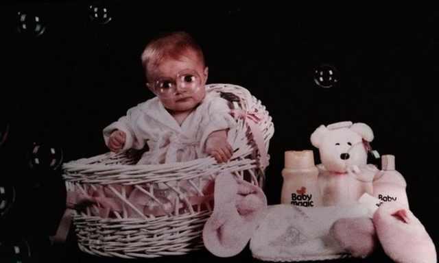 תינוקות מצחיקים
