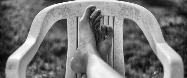 רגליים מסריחות