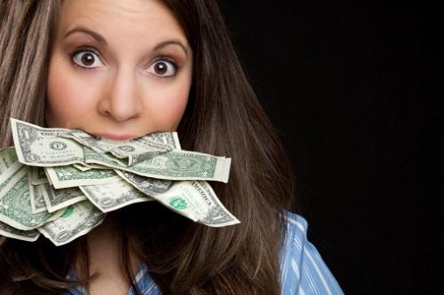 בדיחות כסף