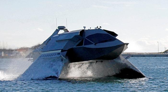 ספינה חמקנית