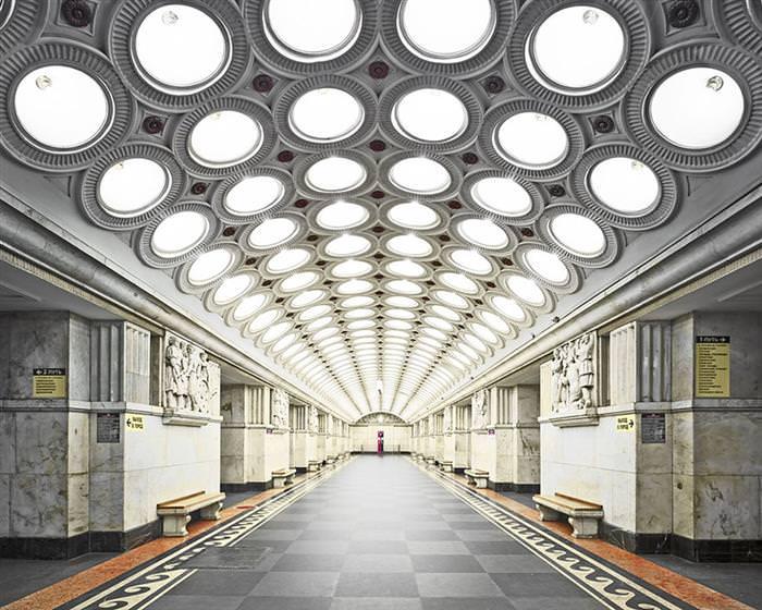 תחנות רכבת במוסקבה