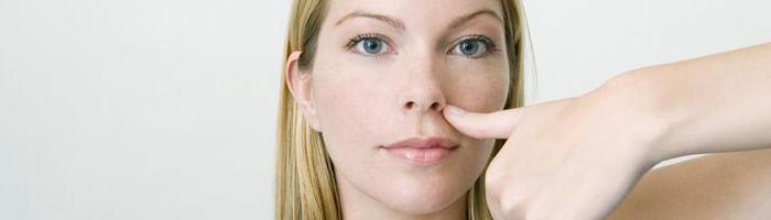נקודות לחיצה לטיפול בתסמיני השפעת