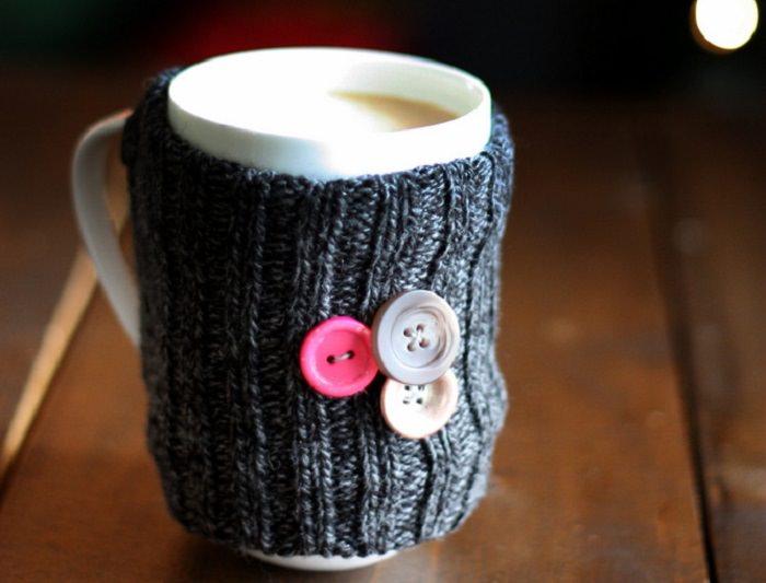 הכנת שרוולי קפה