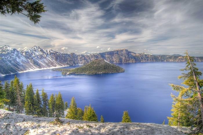 האגמים היפים בעולם