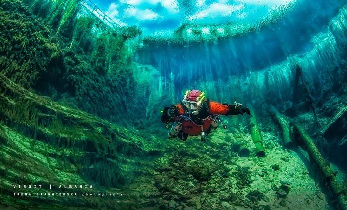 צלילה באלבניה