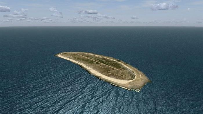 איים מרתקים בעולם