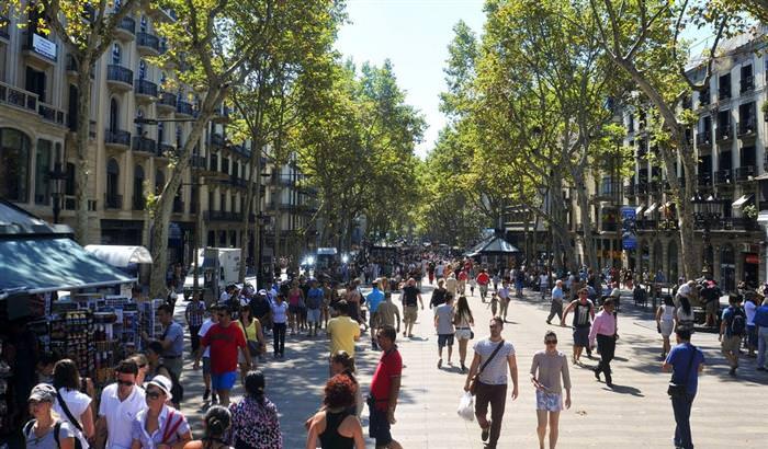 15 מקומות בברצלונה