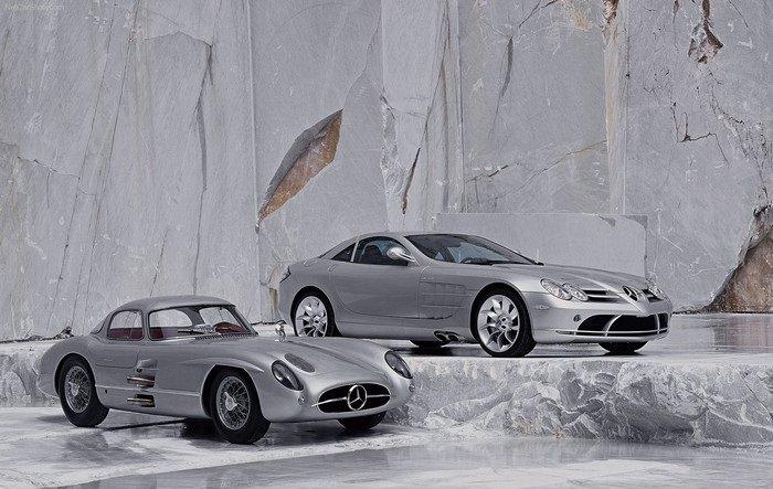 מכוניות בעבר ובהווה