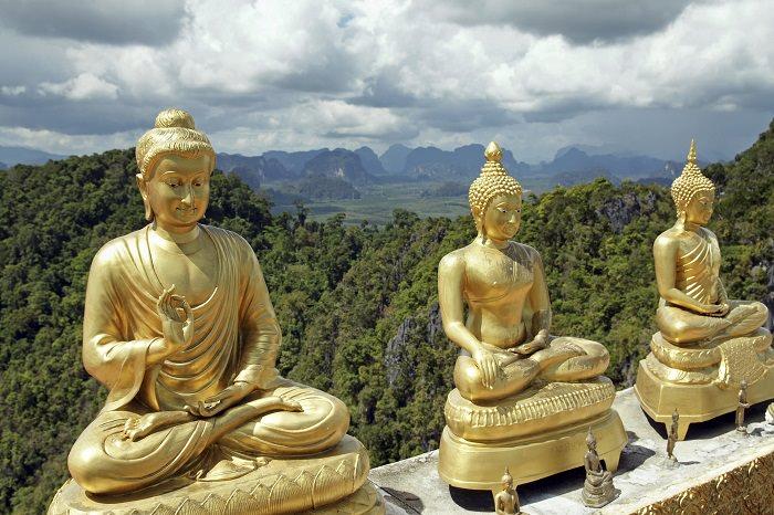 מקדשים בתאילנד