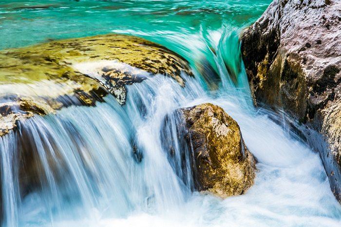 נהרות מדהימים בעולם