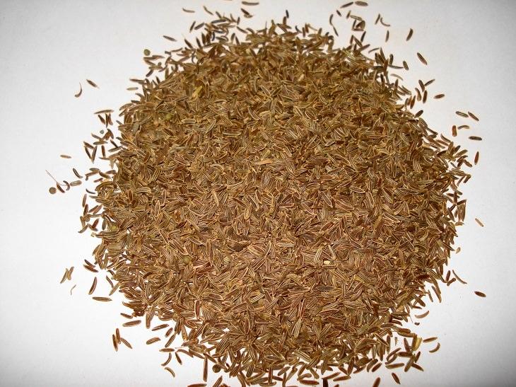 יתרונות בריאותיים של קימל: זרעי קימל