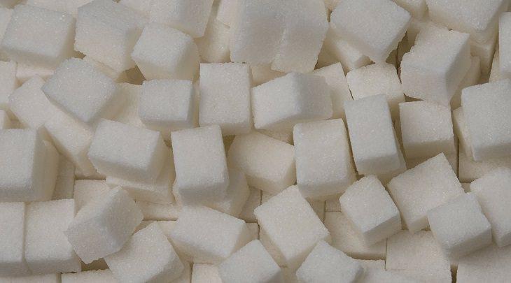 ערימת קוביות סוכר