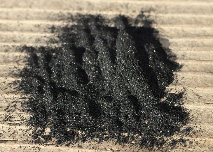 יתרונות הפחם הפעיל: פחם פעיל