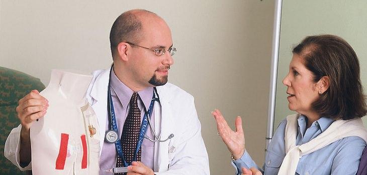 רופא ואישה