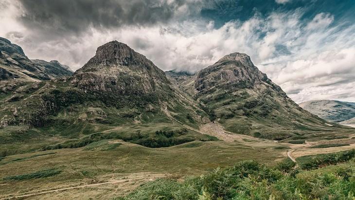 הרים בסקוטלנד
