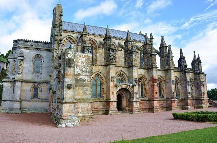 כנסיית רוזלין העתיקה