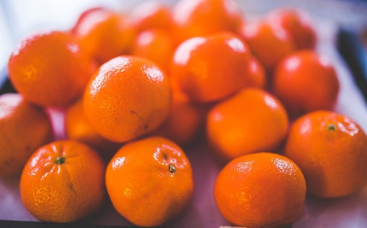 מזונות שעוזרים לנקות את הגוף מניקוטין: אסופת תפוזים