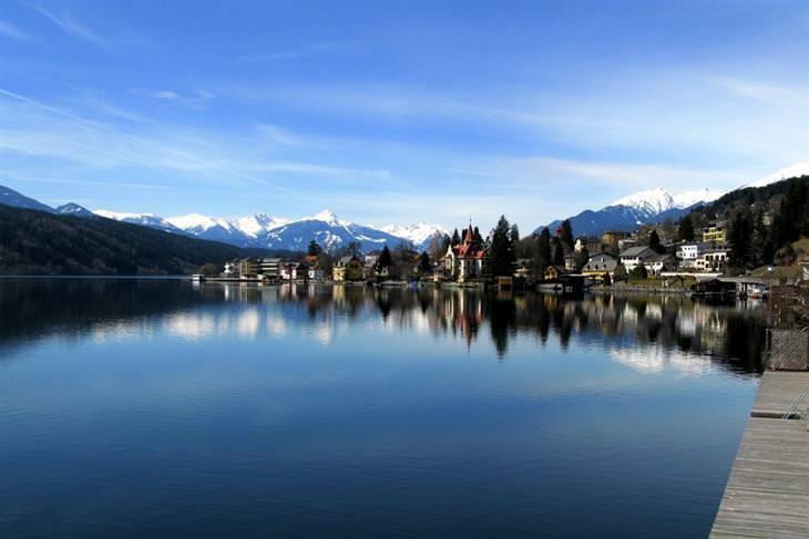ערים ועיירות קטנות באוסטריה - מילשטאט