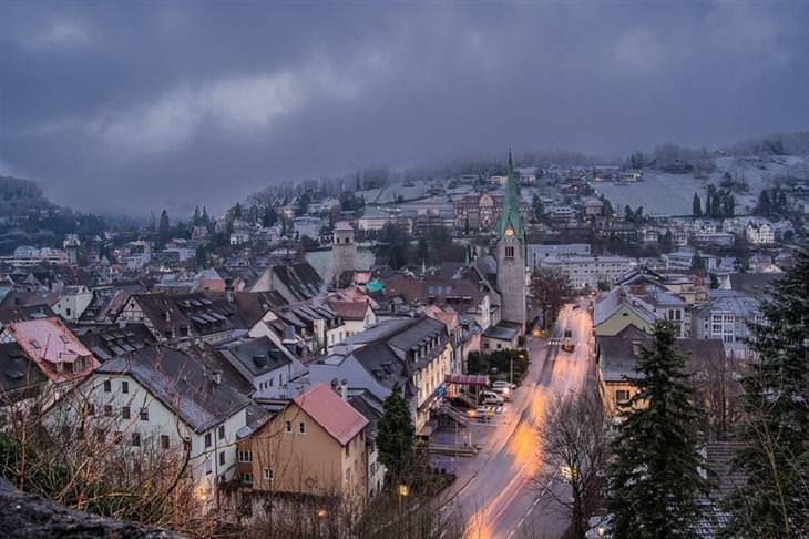 ערים ועיירות קטנות באוסטריה - פלדקירך
