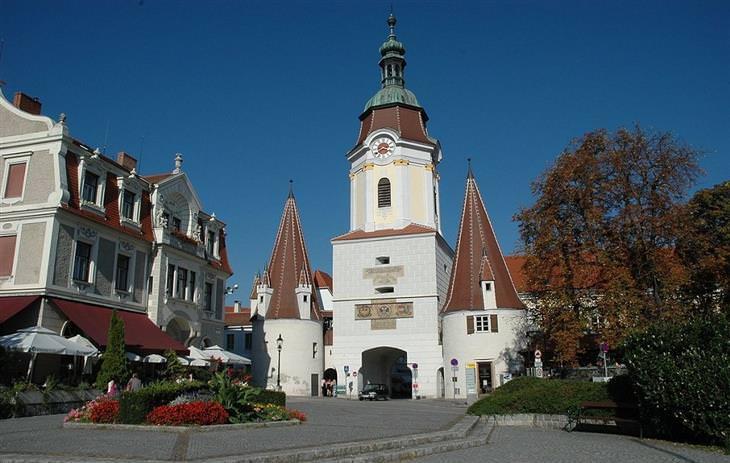 ערים ועיירות קטנות באוסטריה - קרמס