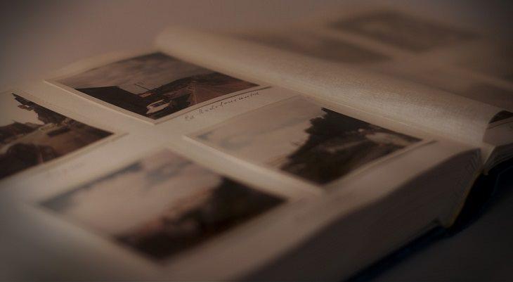 גיבוי תמונות ישנות: אלבום תמונות ישנות