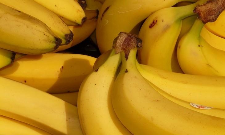 מחקר על תרופות נגד צרבת: בננות