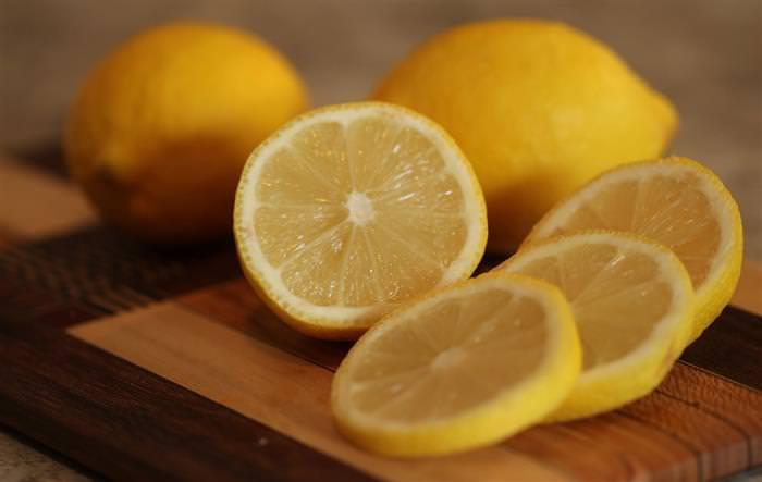 שמירה על לימון טרי וקינוחים