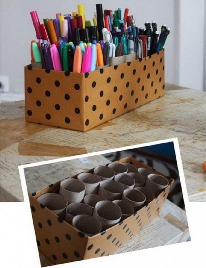 שימושים מקוריים לקופסאות נעליים