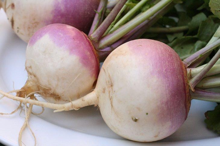 מזונות בריאים שאפשר לאכול בערב: לפת
