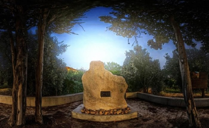 סיור ווירטואלי באנדרטאות ישראל