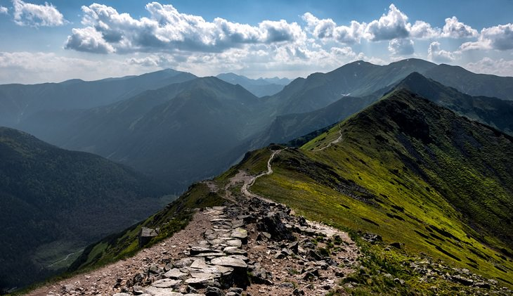 16 מנופיה המדהימים של פולין: הרי הטטרה