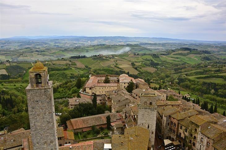 אתרי מורשת עולמית באיטליה - סן ג'ימיניאנו