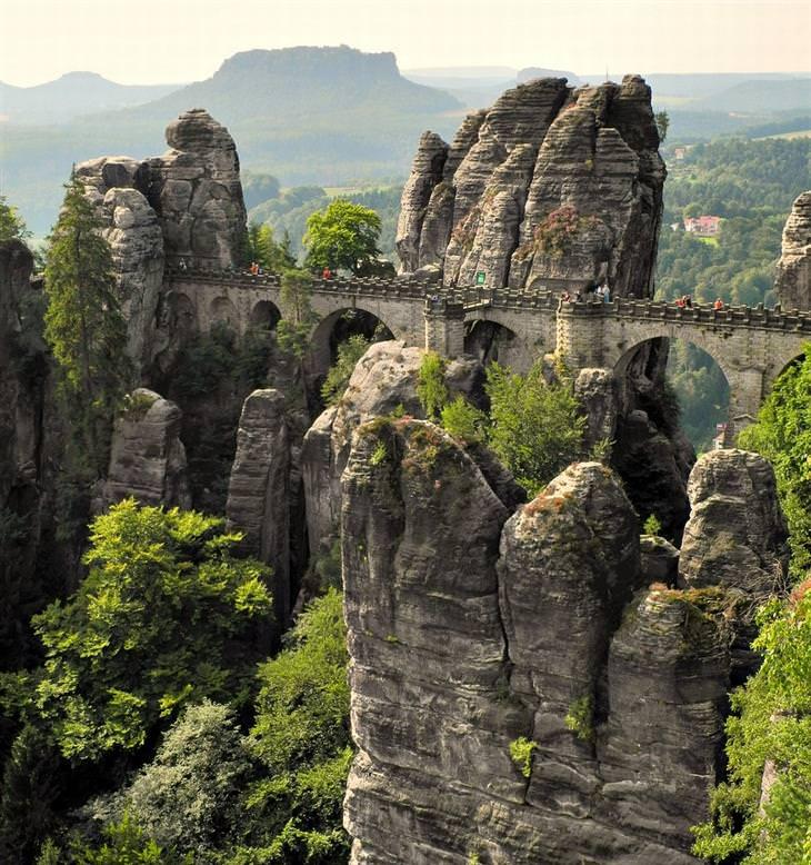 פארקים לאומיים באירופה