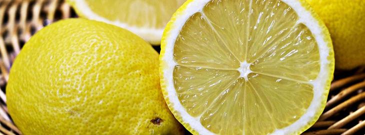 דרכים לנטרול ריחות בבית: לימון
