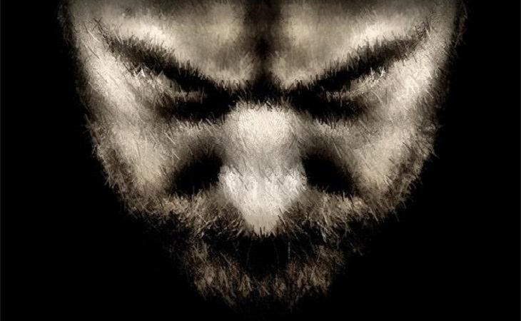 התמודדות עם כעס: איור של איש שנראה עצבני