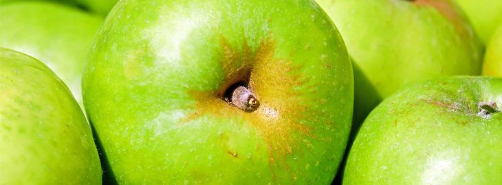 מזונות מוצקים לתינוק: תפוחים