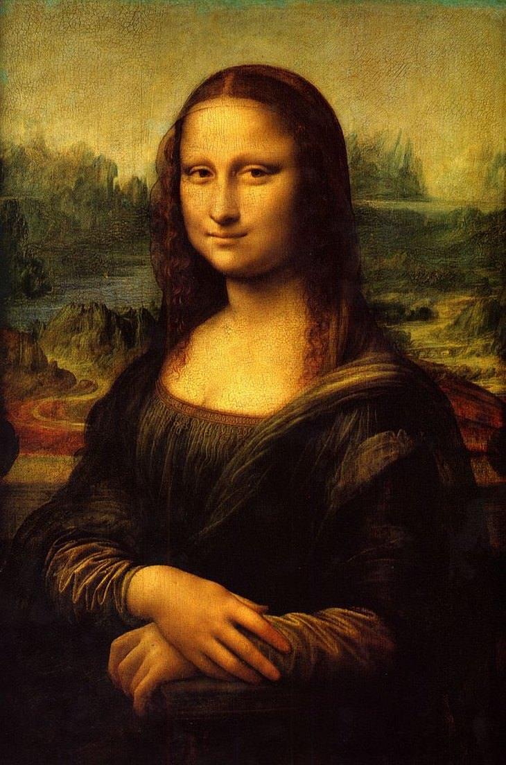 """מדריך לצייר המתחיל: ה""""מונה ליזה"""" של לאונרדו דה וינצ'י"""