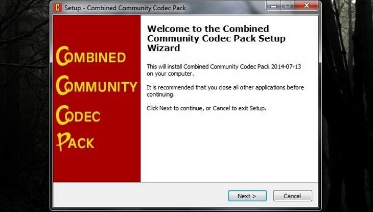 חלון הוראות של CCCP
