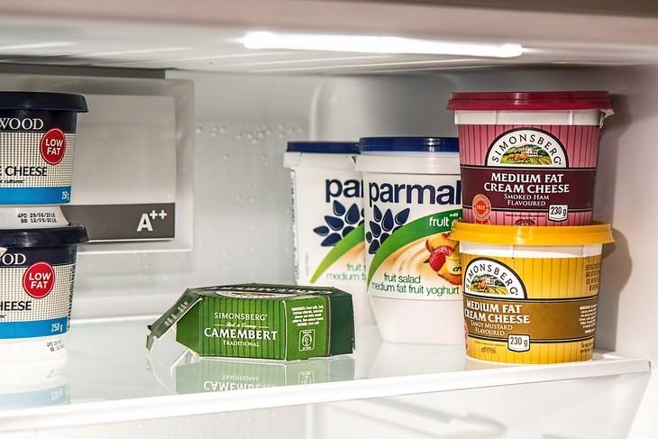 טיפים להקפאת מזון בצורה הנכונה: מוצרי מזון במקפיא
