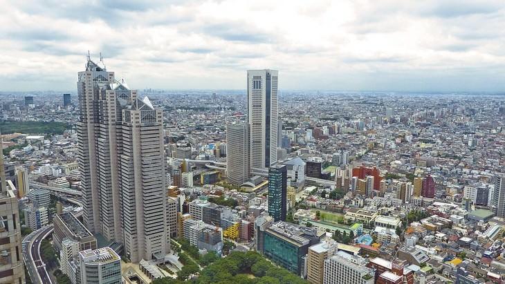 בניין השלטון המטרופוליני של טוקיו