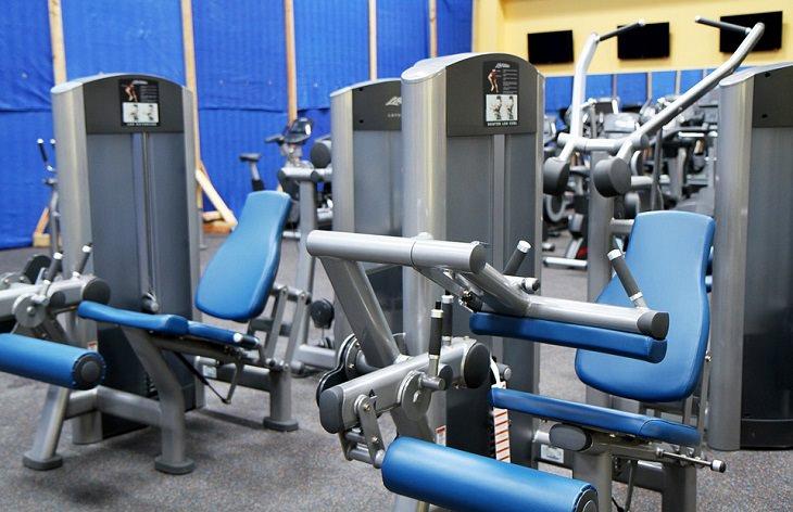 אימונים מתומצתים: חדר כושר