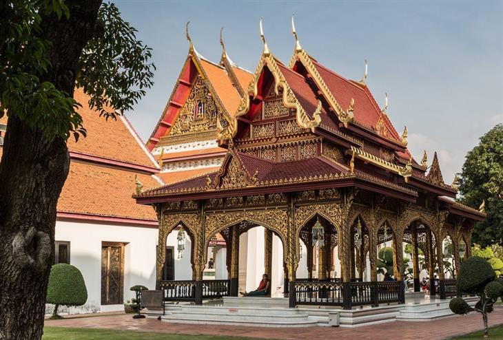 אתרים מומלצים בבנגקוק: המוזיאון הלאומי של בנגקוק
