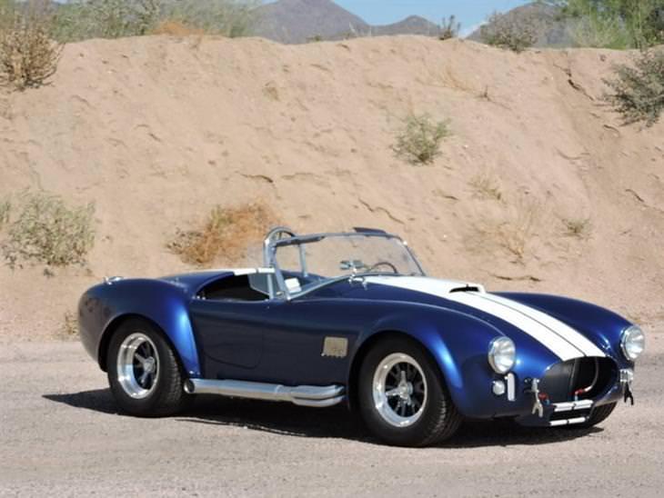 מכוניות מהירות מהעבר וההווה: AC Cobra Mk III 427
