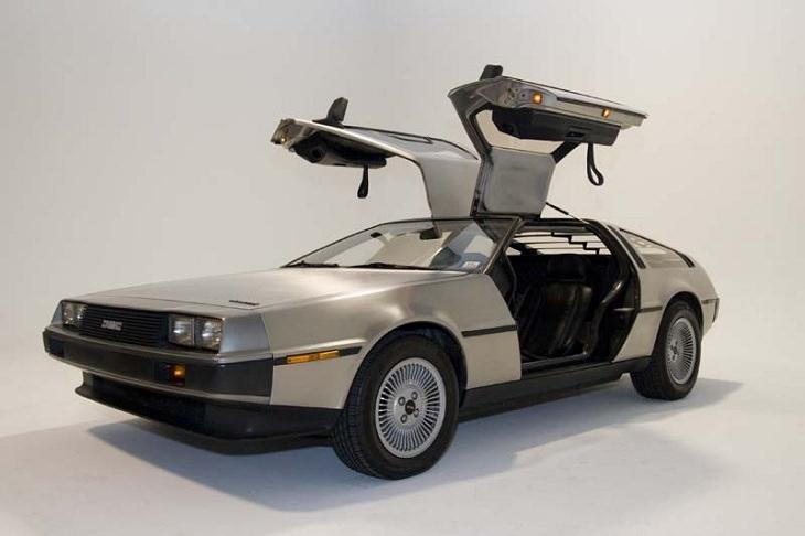 מכוניות מיתולוגיות: DeLorean DMC-12